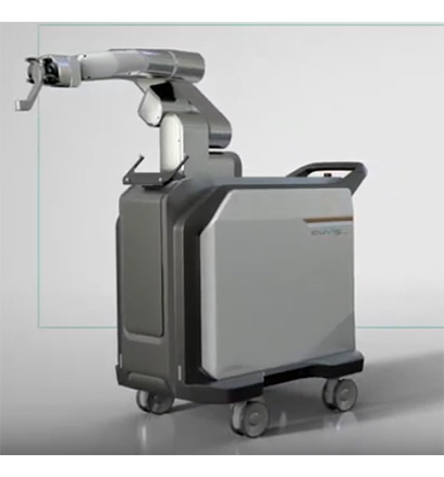 Robotic Spinal Surgery  -CUVIS